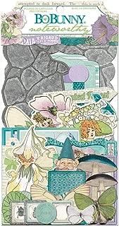 Bo Bunny Enchanted Garden Noteworthy Die-Cuts