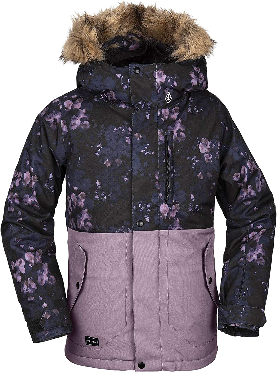 Volcom Big Girl's So Max 74% OFF Minty Snow Jacket Insulated Brand new