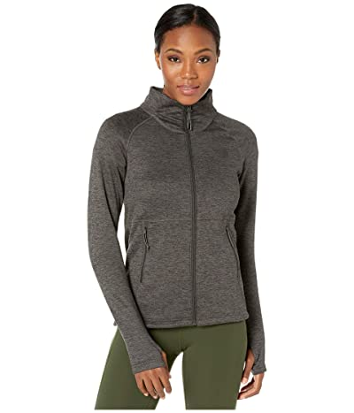 The North Face Canyonlands Full Zip (TNF Dark Grey Heather) Women