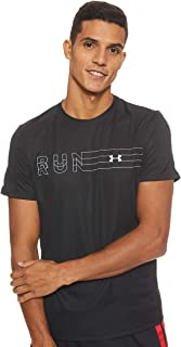 Under Armour Men's UA SPEED STRIDE BRANDED SHORT SLEEVE TEES AND T-SHIRTS