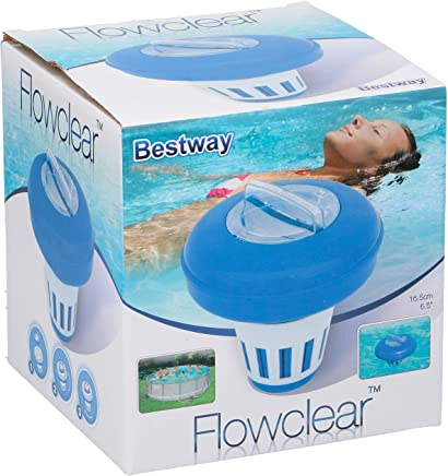 Bestway Flowclear Dosier-/Chemikalienschwimmer, 16,5 cm