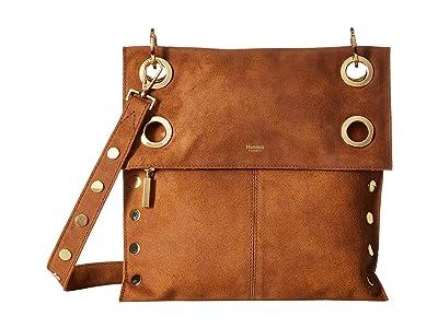 Hammitt Montana Rev Large (Brown) Handbags
