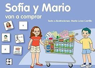 Pictogramas: Sofía y Mario van a comprar: 21 (Pictogramas: lecturas fáciles para niños con dificultades)