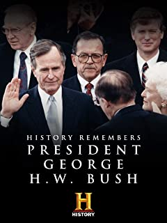 History Remembers President George H.W. Bush Season 1
