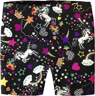black unicorn underwear