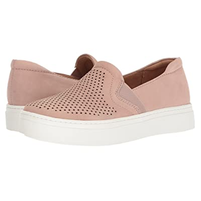 Naturalizer Carly (Vintage Mauve Tumbled Nubuck) Women