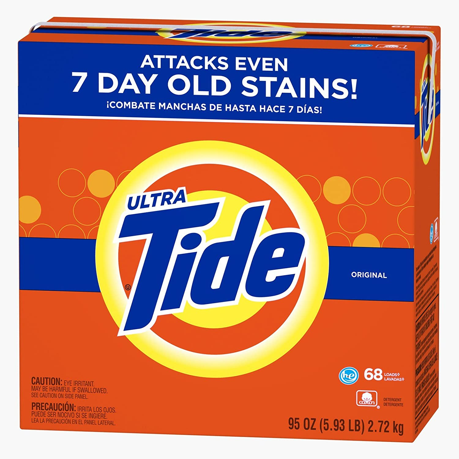 Tide 84997 95 Oz Original Scent Efficiency Laundry Ultra New York Mall Special price De High