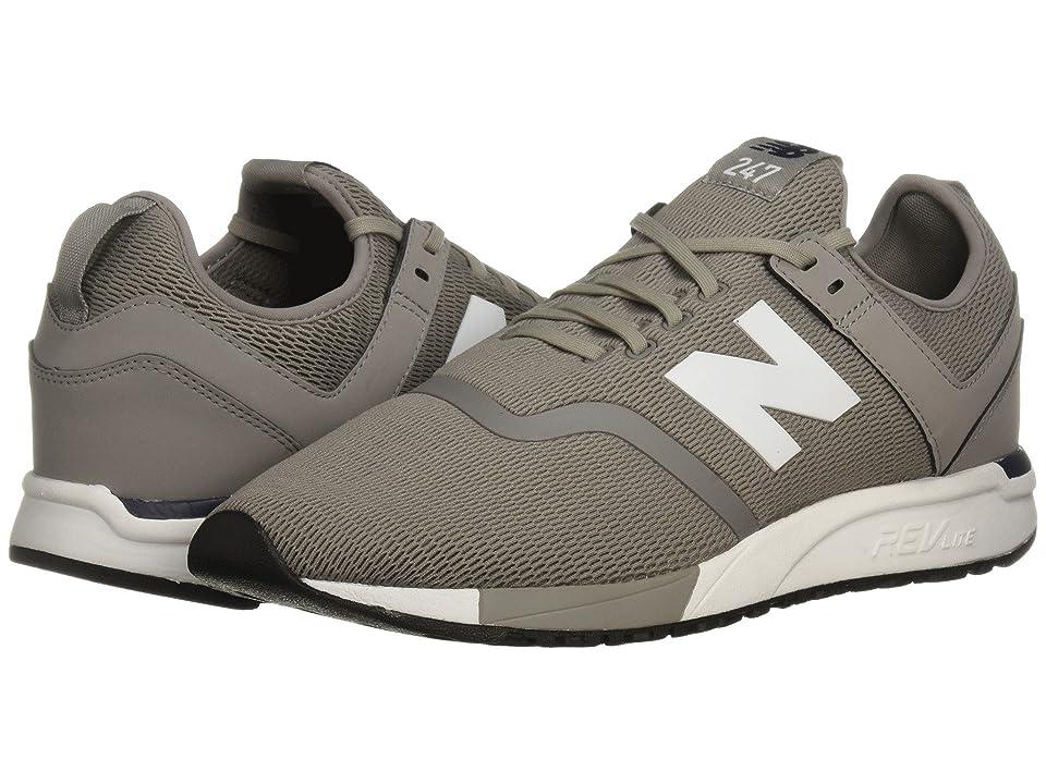New Balance Classics MRL247 (Steel) Men's Classic Shoes