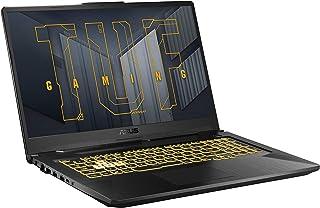 ASUS ゲーミングノートパソコン TUF Gaming A17 FA706QR(Ryzen 7 5800H/16GB・512GB/RTX 3070 Laptop GPU/FHD/144Hz/17.3インチ/Webカメラ/エクリプスグレー)【日...