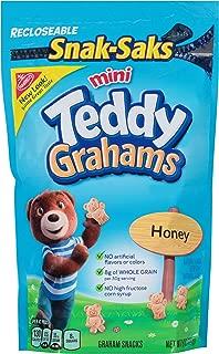 mini teddy grahams