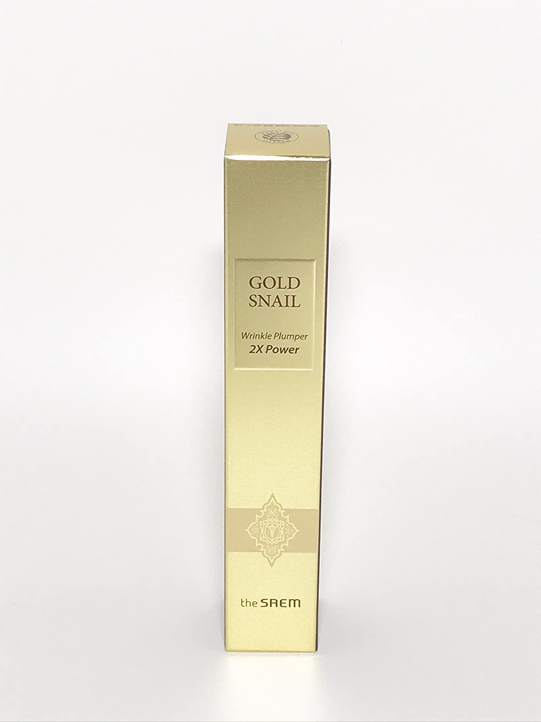 退化するフィヨルド輸送GOLD SNAIL Wrinkle Plumper 2×Power ゴールドスネイル リンクルプランパー 2×パワー【並行輸入品】
