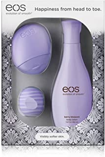 EOS Delicate Petals & Blackberry Nectar Gift Set, pack of 1