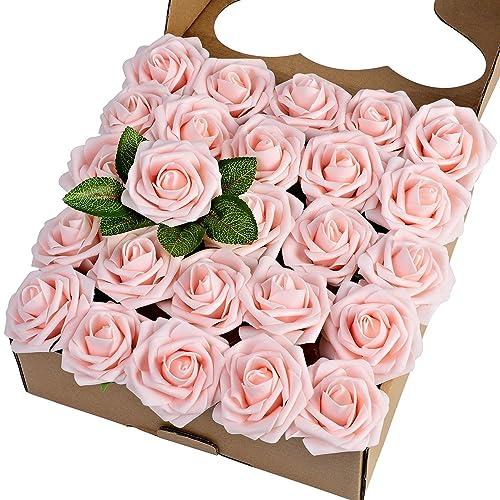 Color Rose Heads Amazon Com