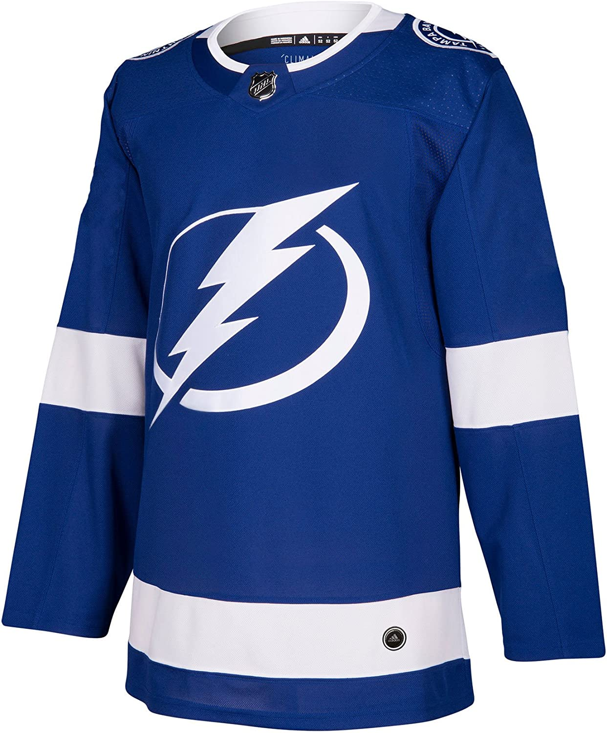 adidas Tampa Seattle Mall Bay Lightning NHL Climalite Team Ho Men's New Free Shipping Authentic