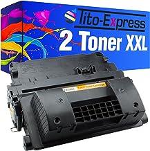 1Nero Sostituzione per HP LaserJet M4555MFP M602n//M602dn//M602x//M603//M603n//M603dn//M603xh LCL Cartucce di Toner Compatibile 90X CE390X 24000Pagine