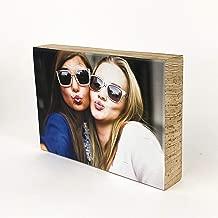 Artblox Photo Prints on Wood Block | Custom Photo Printing | Many Frame Sizes | Personalized Photo Print | Rustic Wall Decor | Home Decor | Custom Gifts | Wall Art (12