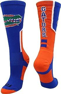 TCK University of Florida Gators Perimeter Crew Socks