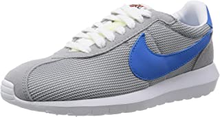 Mens Roshe LD-1000 QS Wolf Grey/Photo Blue-White Synthetic