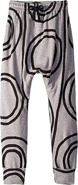 Circle Baggy Pants (Little Kids/Big Kids)