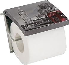 MSV Toiletpapierhouder, zilver