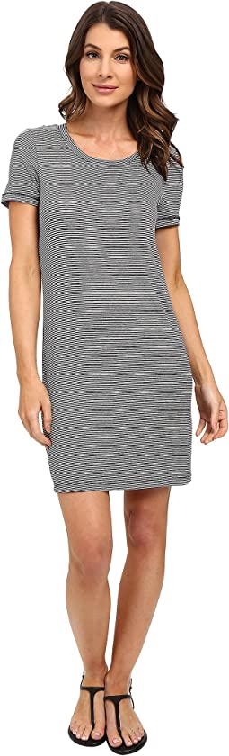 Winward Stripe Micro Stripe Dress