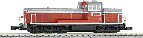 DE10 for Warm Regions (Model Train)