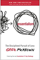 Essentialism: The Disciplined Pursuit of Less (English Edition) eBook Kindle