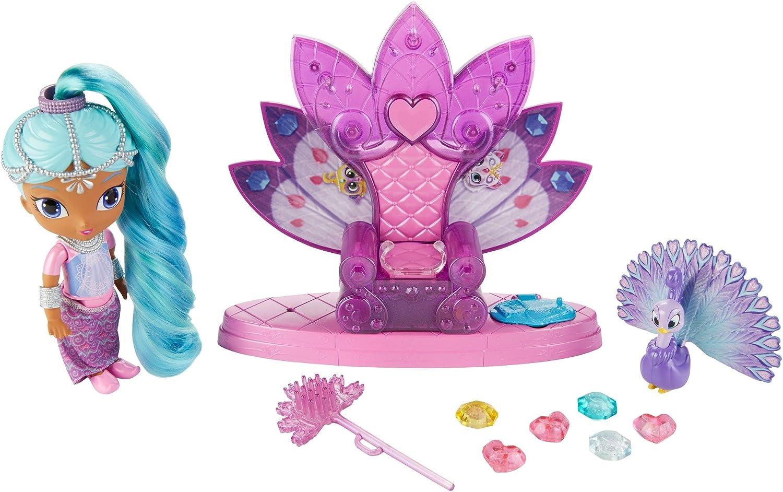 Fisher-Price Nickelodeon shop Shimmer Ranking TOP3 Shine Princess Pala Samira's
