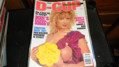 Swank D-cup Busty Adult Magazine May 1993 Dixie Bubbles
