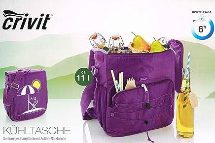 Crivit® Kühltasche Isoliertasche Tasche Gepäck Kühl Lagern Umhängetasche Neu