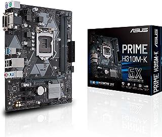 ASUS MB Prime H310M-K Intel H310 LGA1151 DDR4 2666 (DVI, VGA) USB3.1 MATX