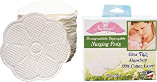 NuAngel Biodegradable Disposable Nursing Pads
