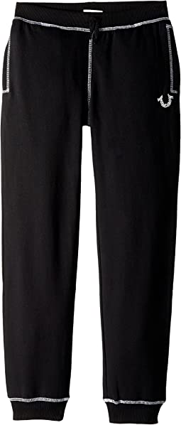 True Religion Kids - Horseshoe Sweatpants (Big Kids)