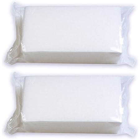 富士和産業 マスクフィルター 日本製 不織布 マスク中入れシート 200枚 (100×2セット) E-67-B*2