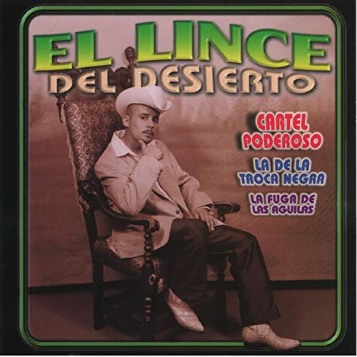 Cartel Poderoso by El Lince del Desierto on Amazon Music ...