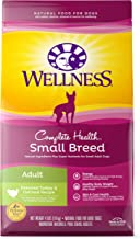 Wellness Complete Health Natural Dry Small Breed Dog Food Small Breed Turkey & Oatmeal