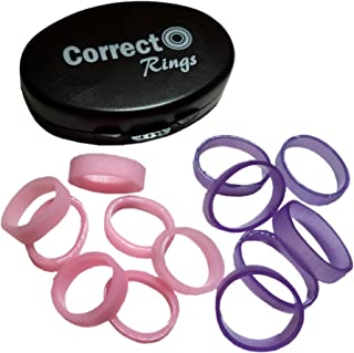 Correcto Rings - for Inverted Nipples/Flat Nipples (Large Combo Pack)