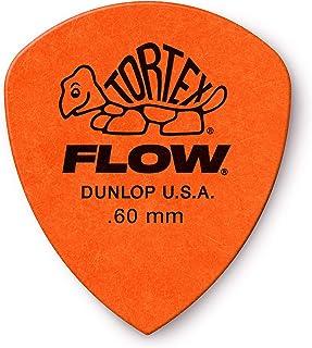 Jim Dunlop Tortex Flow Standard .60mm Guitar Picks (558R.60)