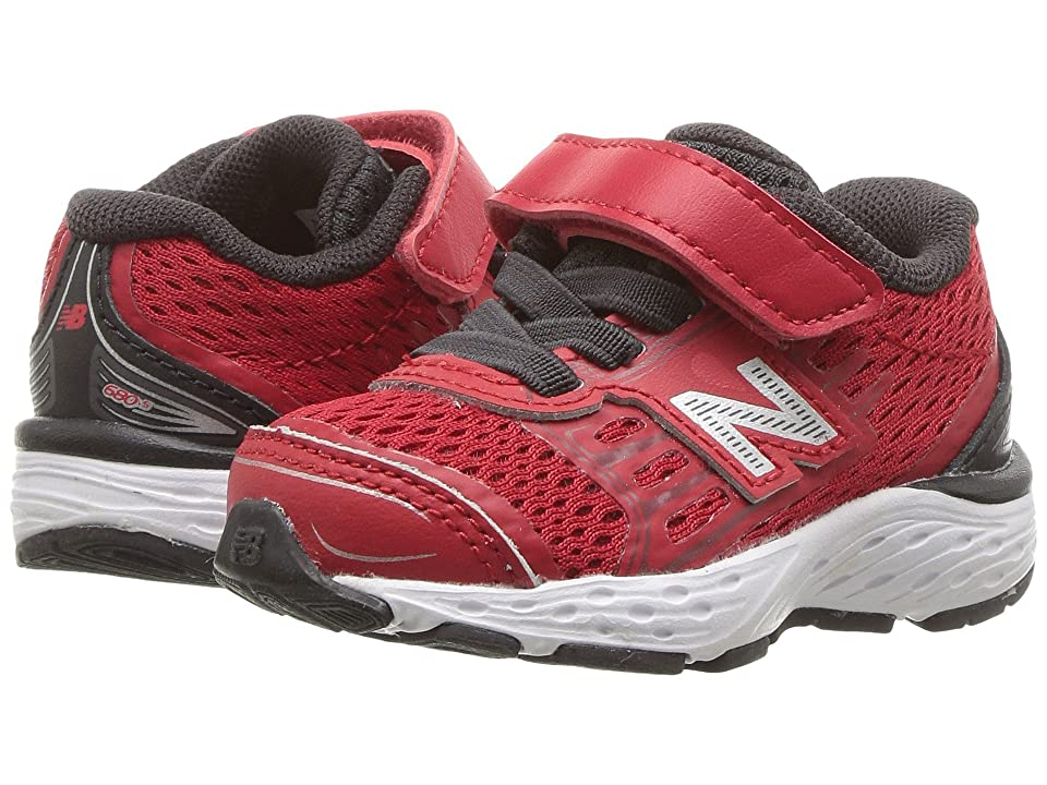 New Balance Kids KA680v5I (Infant/Toddler) (Team Red/Phantom) Boys Shoes