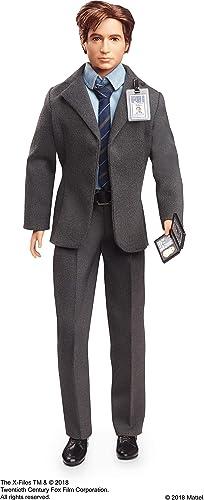 opciones a bajo precio Barbie Collector, muñeco Agente Fox Mulder de Expediente X (Mattel (Mattel (Mattel FRN94)  punto de venta barato