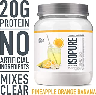 Best banana flavored protein powder Reviews