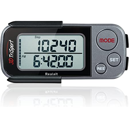 8AB4 Digital Display Step Pedometer Meter Outdoor Convenient Calorie Counter