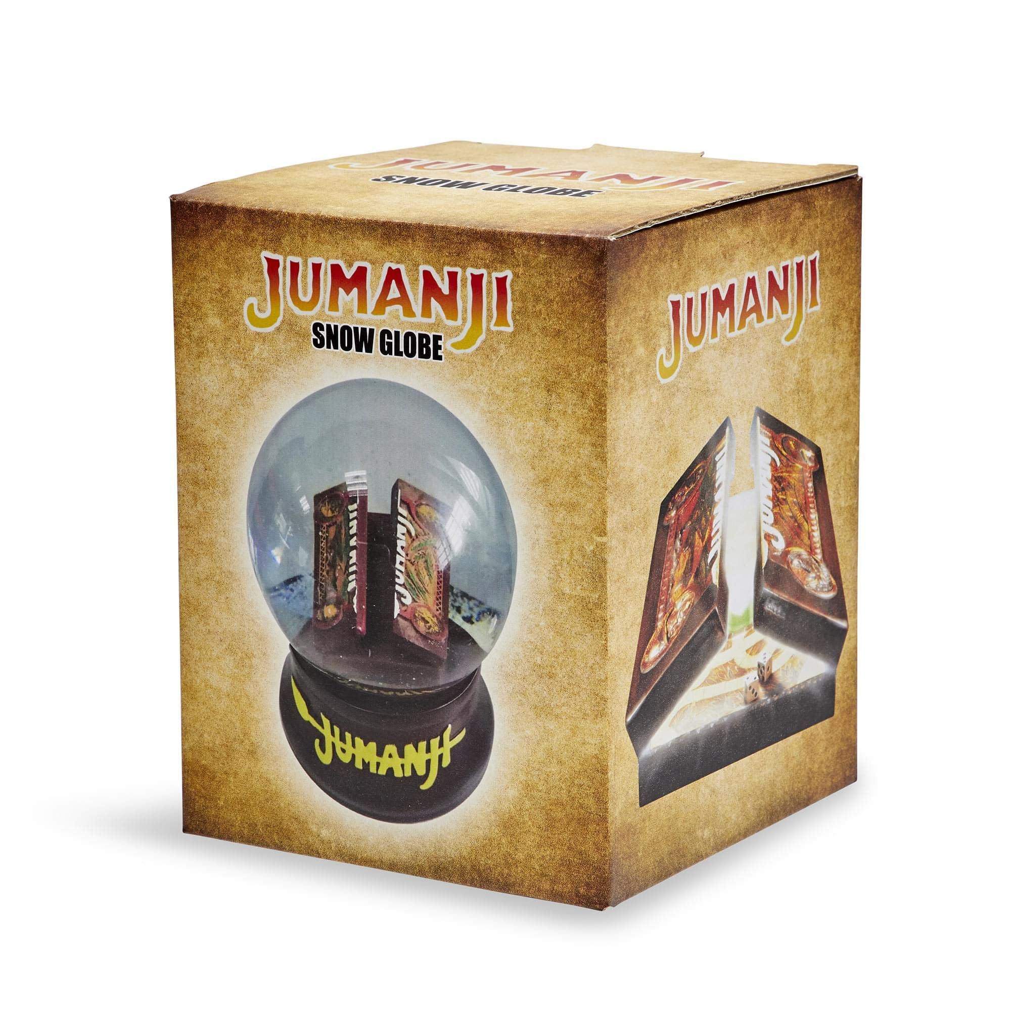 Surreal Entertainment Jumanji Classic Board Game Collectible Snow Globe Gift | Measures 5 x 4 Inches: Amazon.es: Juguetes y juegos