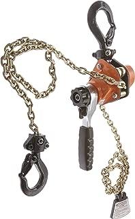 CM 603 Series Mini Ratchet Lever Chain Hoist, 6-3/8