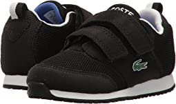 Lacoste Kids - L.ight 117 1 SP17 (Toddler/Little Kid)