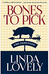 Bones To Pick (A Brie Hooker Mystery Book 1) Kindle Edition