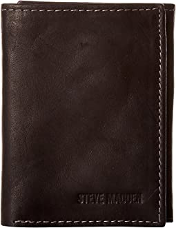 Steve Madden Two-Tone Trifold