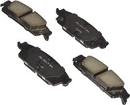 ACDelco 17D1707CH Professional Ceramic Rear Disc Brake Pad Set