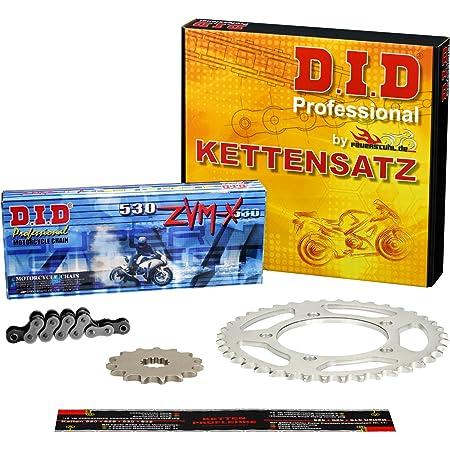 Kettensatz Gsf 1250 Bandit S 2007 2013 Typ Ch Did X Ring Zvm X Gold Super Verstärkt Auto