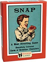 Cheatwell Games Bygone Days Snap Card Game